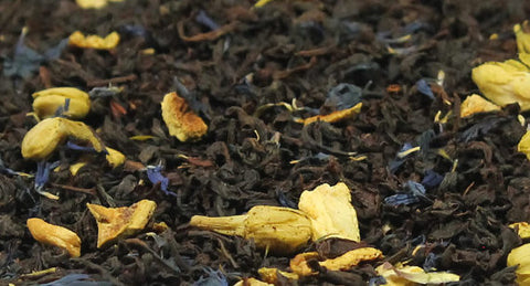 Jasmine Orange Flower  Organic Loose Leaf  Black Tea