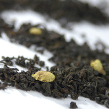 Gingered Apple Organic Loose Leaf Black Tea