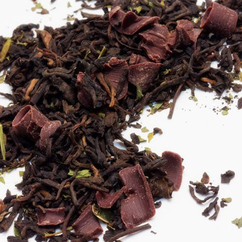 Swiss Chocolate Organic  Dessert Loose Leaf Tea