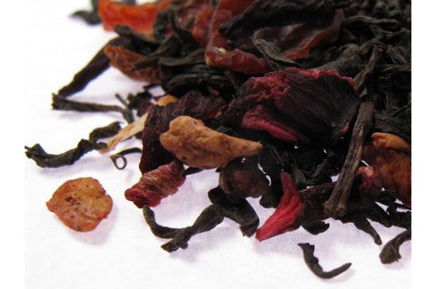 Red Machine Fruit Medley Blended Black Loose Leaf Tea