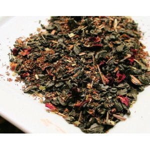 Rosemary Sage Herb Garden Organic Green Loose Leaf Tea
