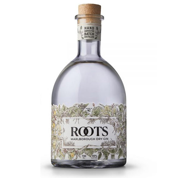 Roots Gin - Elemental Distillers