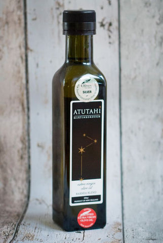 Atutahi Extra Virgin Olive Oil Barnea Blend