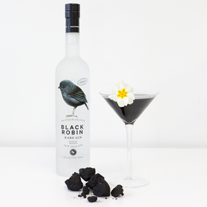 Black Robin Chatham Island Rare Gin 750ml