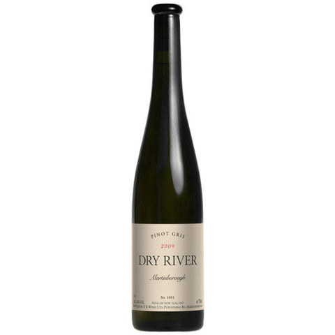 Dry River Pinot Gris CURRENT VINTAGE - 2015