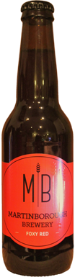 Martinborough Brewery Foxy Red 330ml