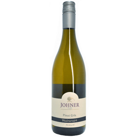 Johner Estate Pinot Gris 2015