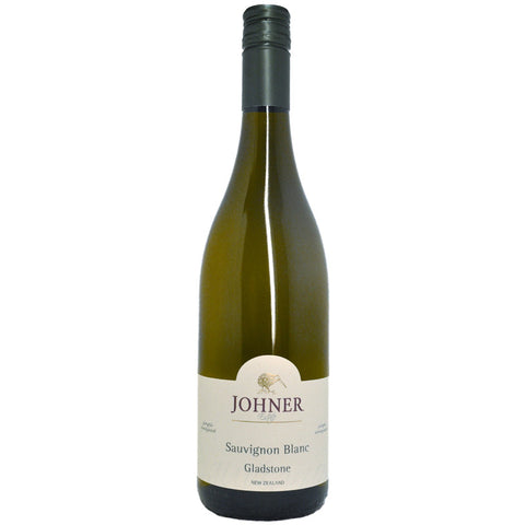 Johner Estate Sauvignon Blanc 2016