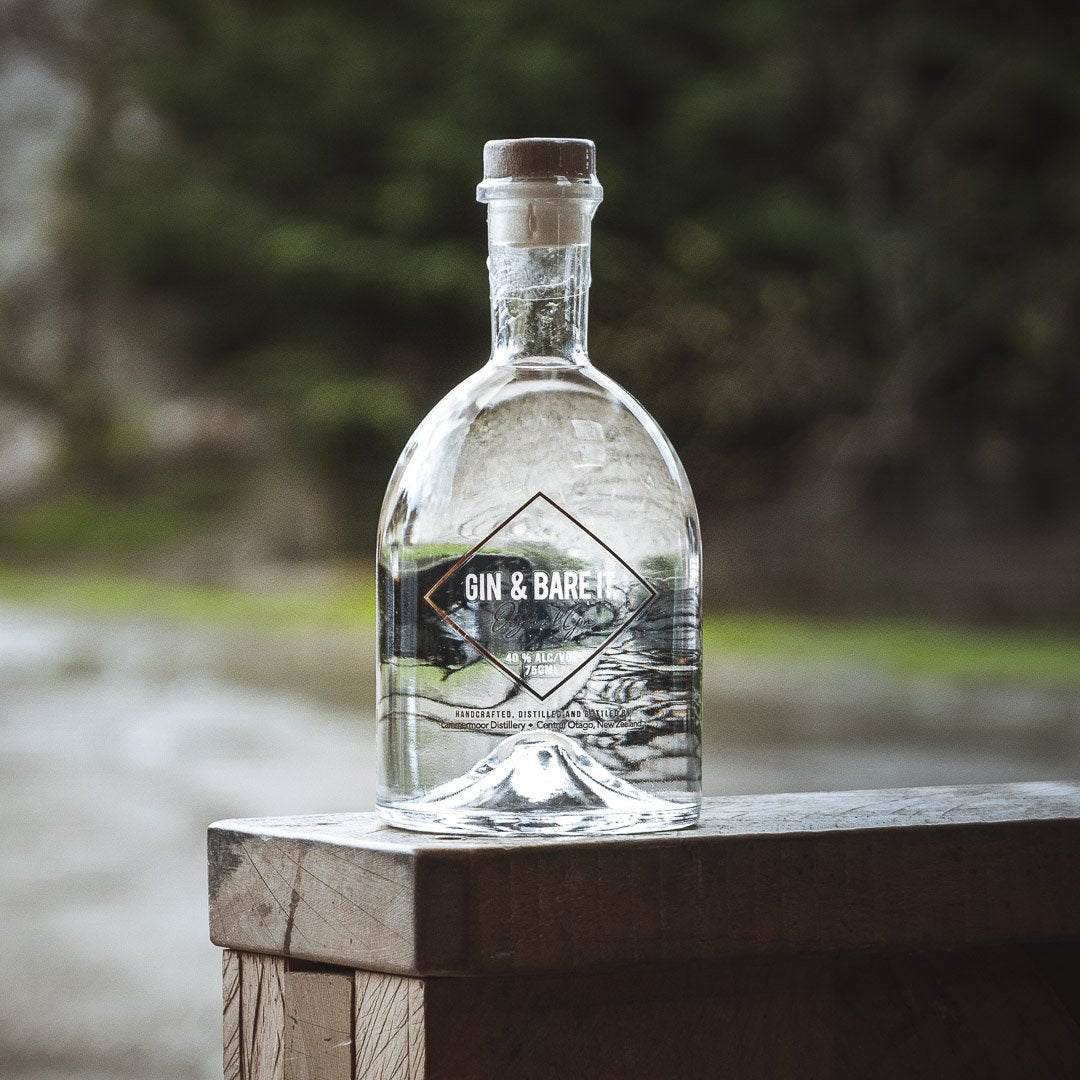 Lammermoor Gin & Bare It Original