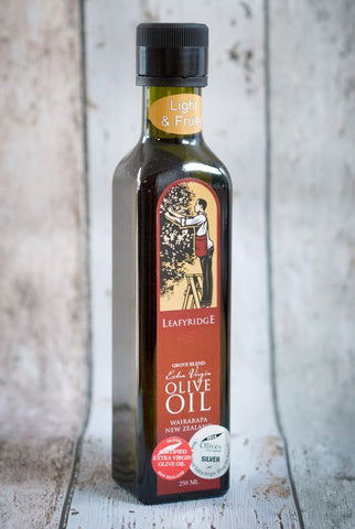 Leafyridge Extra Virgin Olive Oil Grove Blend Light & Fruity