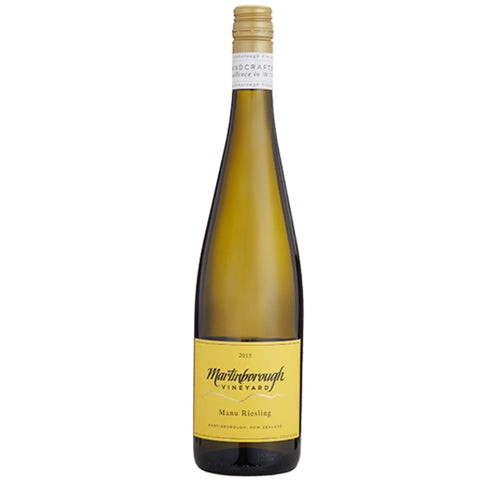 Martinborough Vineyard Manu Riesling 2017