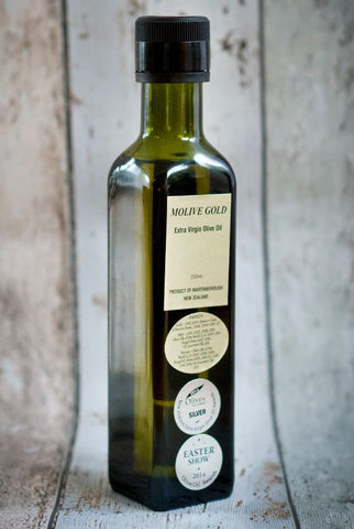 Molive Gold Extra Virgin Olive Oil