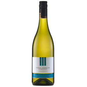 Nga Waka Three Paddles Chardonnay