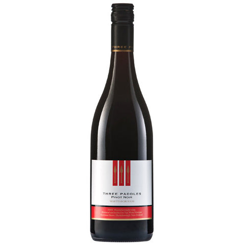 Nga Waka Three Paddles Pinot Noir
