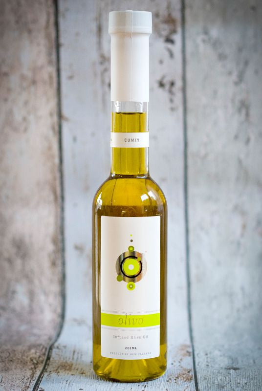 Olivo Cumin Infused Olive Oil 200ml