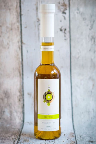 Olivo Smoked Chilli Infused Olive Oil 200ml
