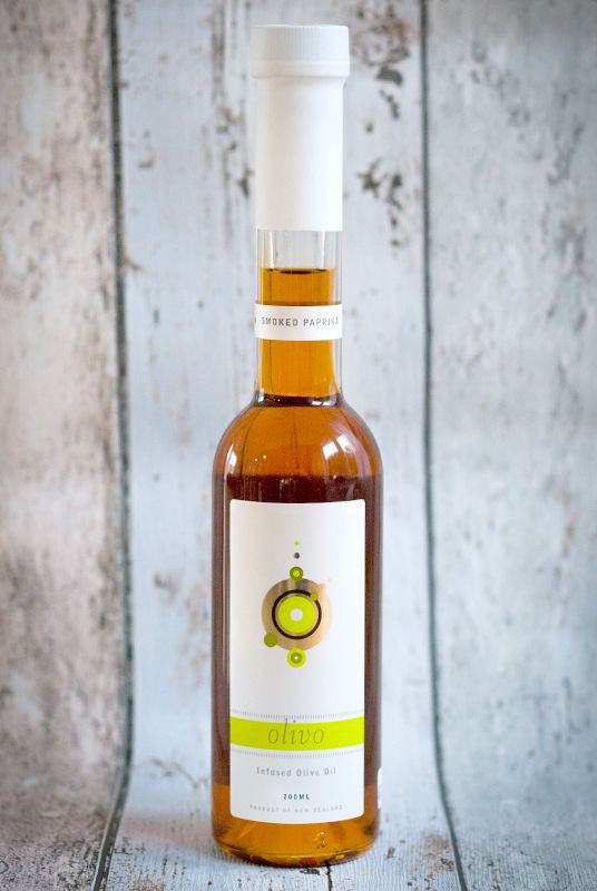 Olivo Smoked Paprika Infused Olive Oil