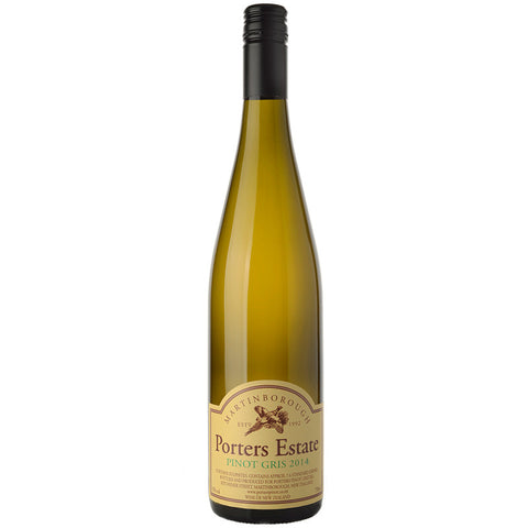 Porters Pinot Gris 2014