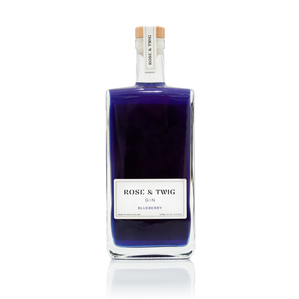 Rose & Twig Blueberry Gin 700mls