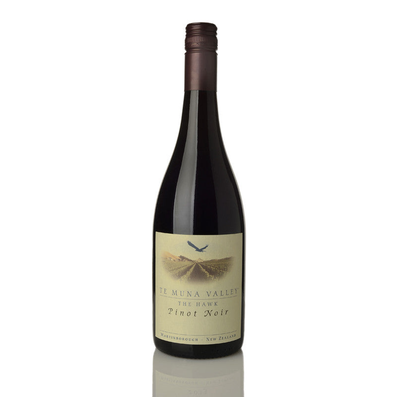 Te Muna Valley 'The Hawk' Pinot Noir 2014