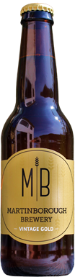Martinborough Brewery Vintage Gold 330ml