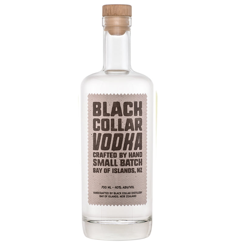 Black Collar Vodka