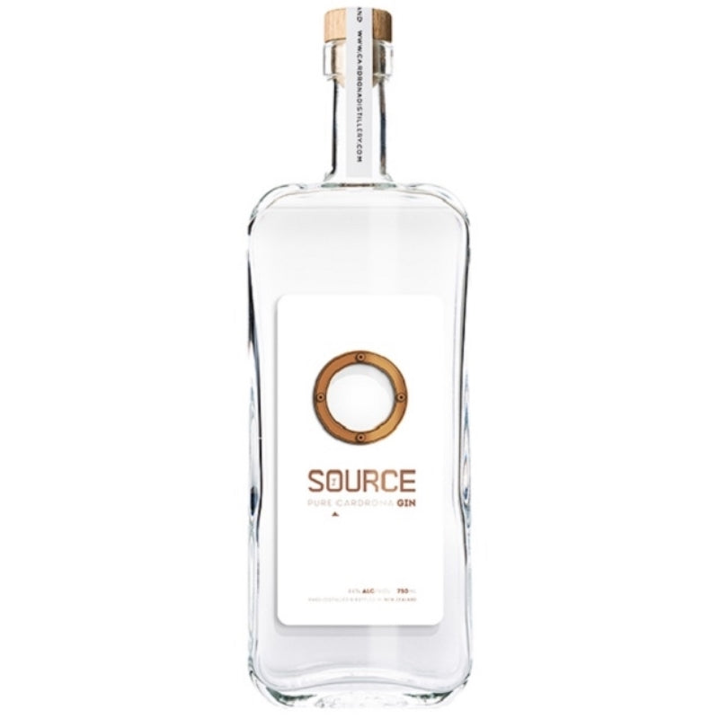 The Source Pure Cardrona Gin