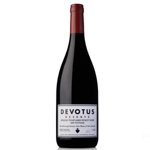Devotus RESERVE Pinot Noir 2018 - SOLD OUT