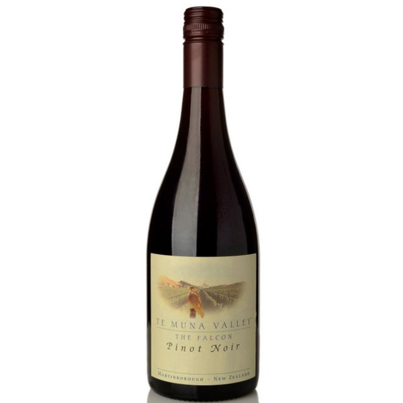 Te Muna Valley 'Falcon' Pinot Noir 2014