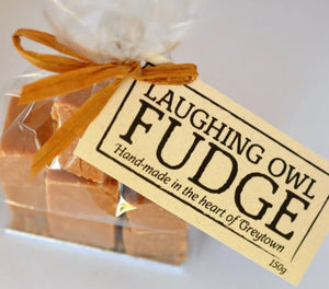 Laughing Owl  Fudge