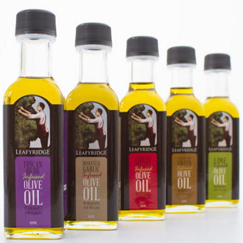 Leafyridge Caramelised Onion Infused Olive Oil 100ml