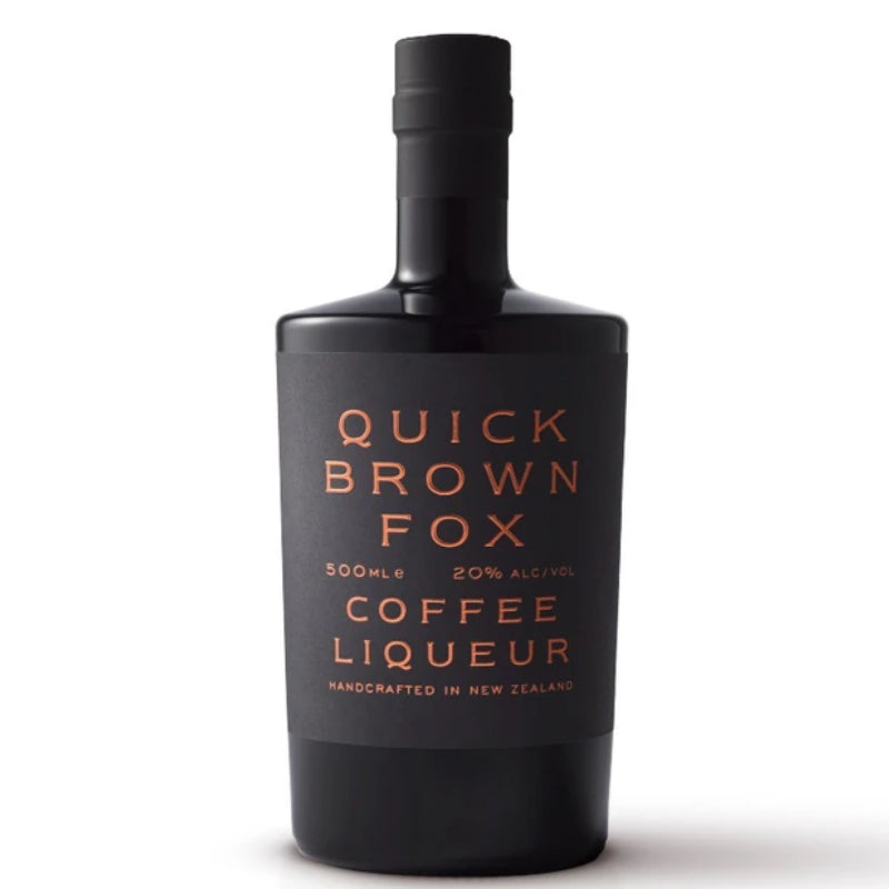 Quick Brown Fox - Coffee Liqueur