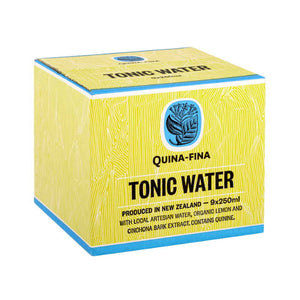 Quina-Fina Tonic Water - Box of 9 x 250ml