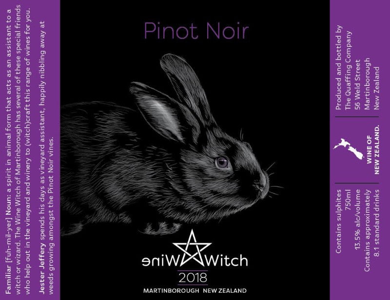 Wine Witch Pinot Noir 2018
