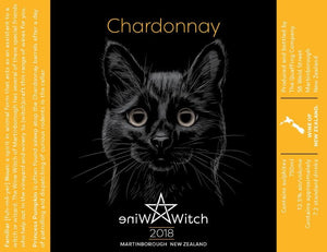 Wine Witch Chardonnay 2018