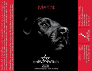 Wine Witch Merlot 2018