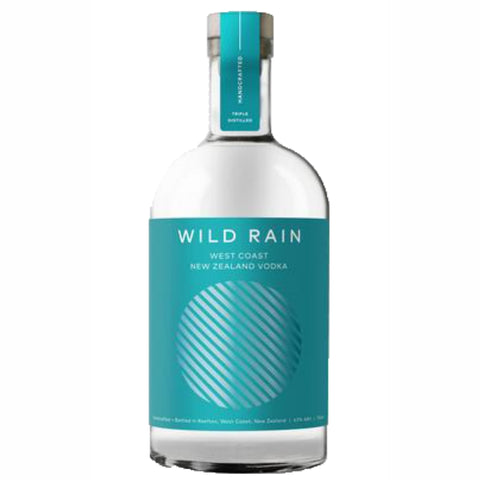 Wild Rain Vodka 700mls