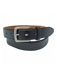 Men's Leather Zipper Money Belt