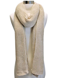 Oversized Winter Scarf