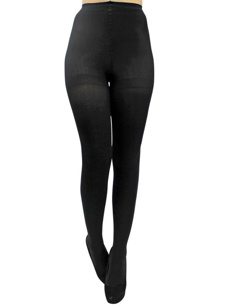 Microfiber Stretch Hosiery Tights