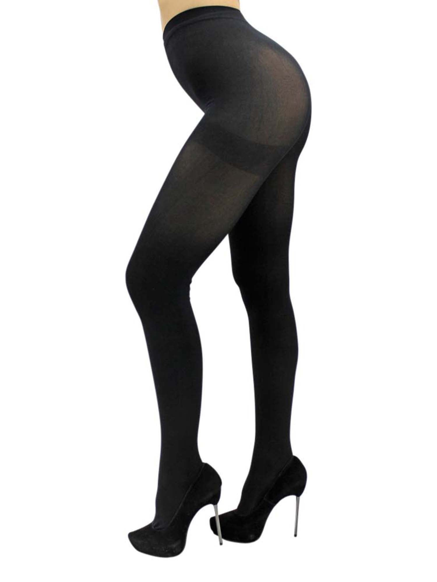 Stretchy Opaque Pantyhose Tights