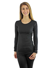 Cozy Long Sleeve Thermal Shirt