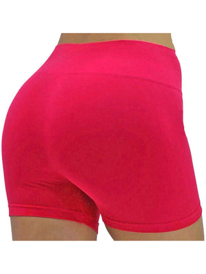 High Waist Super Stretch Exercise Shorts