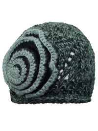 Beautiful Crochet Knit Beanie Cap Hat