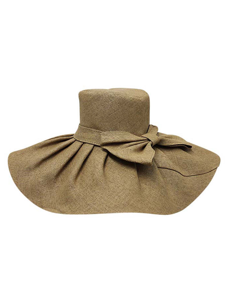 Elegant Toyo Wide Brim Floppy Hat