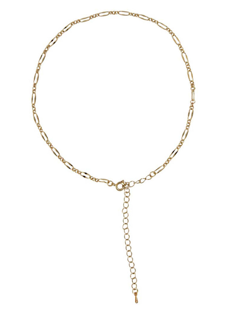 Linked Choker Necklace