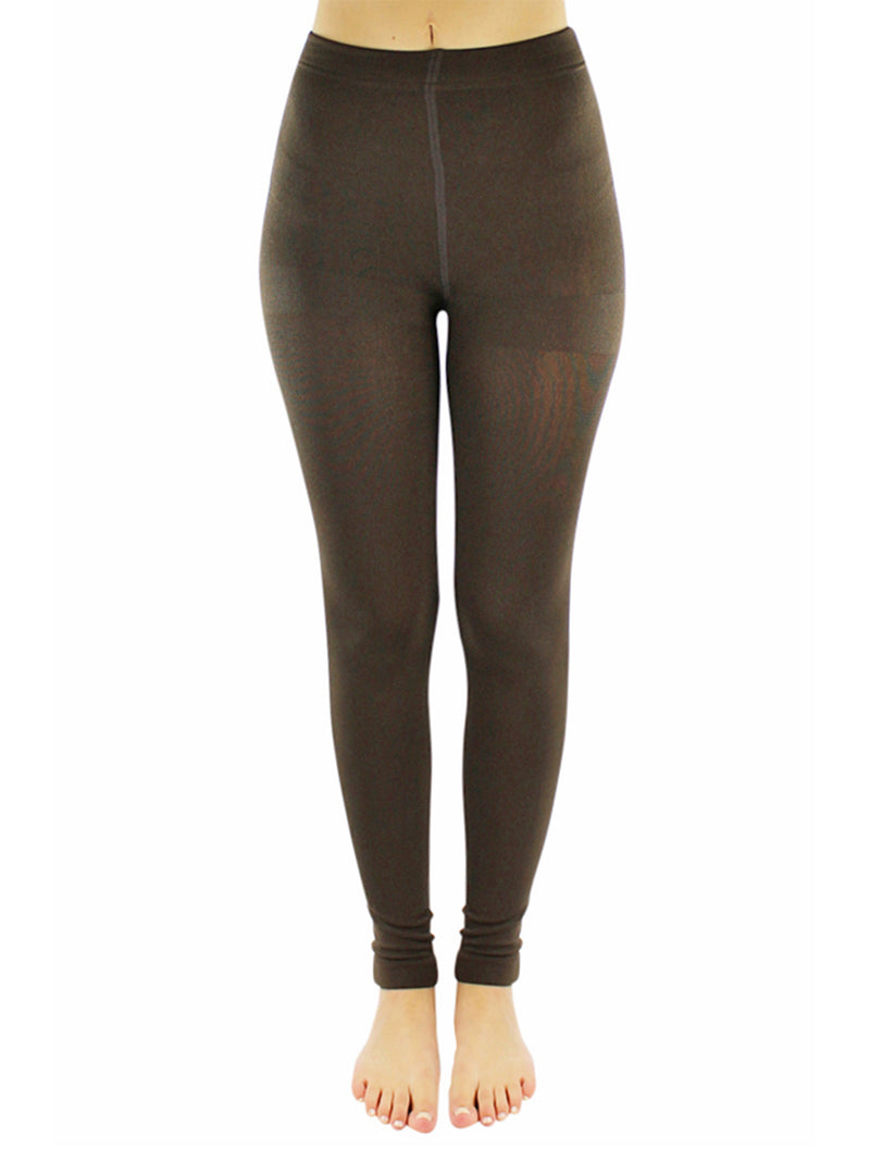 Thick Opaque Fleece Lined Leggings