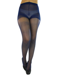 Spandex Sheer Control Top Hosiery Tights