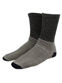 Mens 3-Pack Thermal Crew Socks
