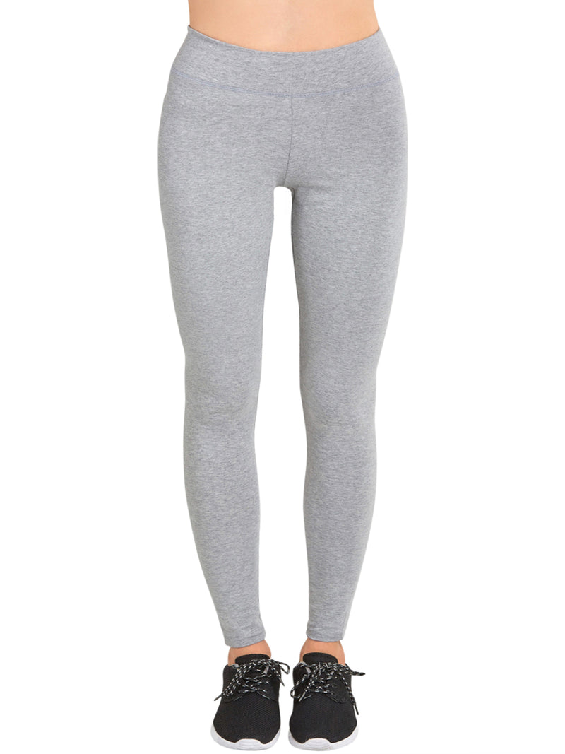 Womens Basic Cotton Leggings